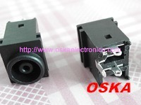 DC JACK---PJ036 for Sony VGN: VGN-FS620 (PCG-7A2L)