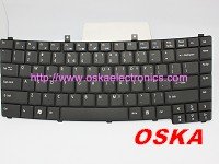 --ACER Ferrar 5000 Laptop Keyboard Belgium Layout