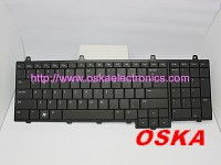 --Dell Inspiron 1700 1747 1750 Keyboard - TW6MF 0T